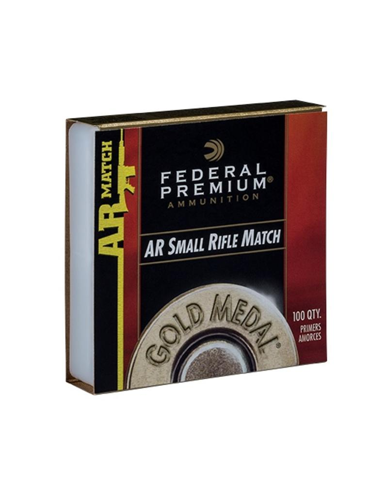Federal Federal Gold Medal Primers -  Small Rifle AR Match 5000ct