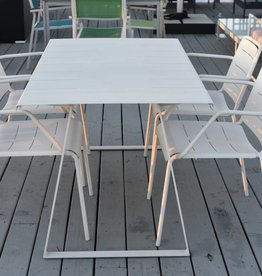 Copenhagen Table and Four Chairs