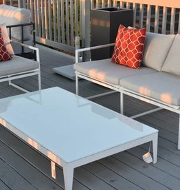 Breeze Loveseat, Chair and Coffee Table