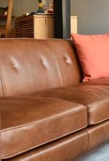 Gus Embassy Leather Sofa