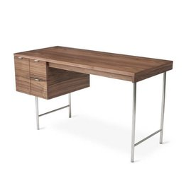 Gus Conrad Desk  Walnut