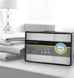 Bedgear Queen Hyper-Cotton Sheets w/ Air-X Panels
