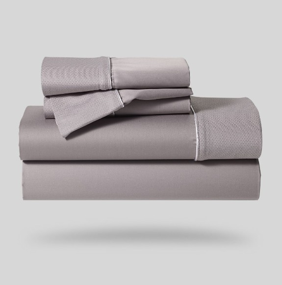 Bedgear Queen Hyper-Cotton Sheets w/ Air-X Panels