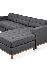 Gus Jane Bi-Sectional (Wood Base)
