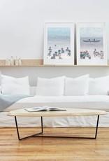 Gus Carmel Slipcover Sofa