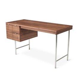 Gus Conrad Desk  Walnut Floor Sample
