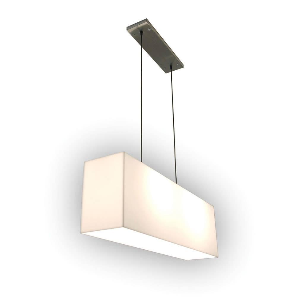 Gus Acrylic Hanging Lamp