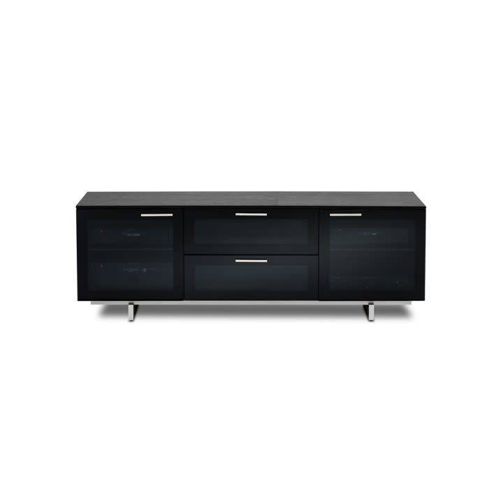 BDI Avion Noir Media Cabinet 8937