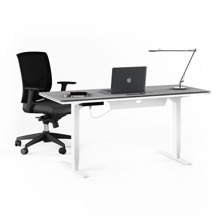 """BDI Centro Lift Standing Desk - 60""""x24"""" 6451"""