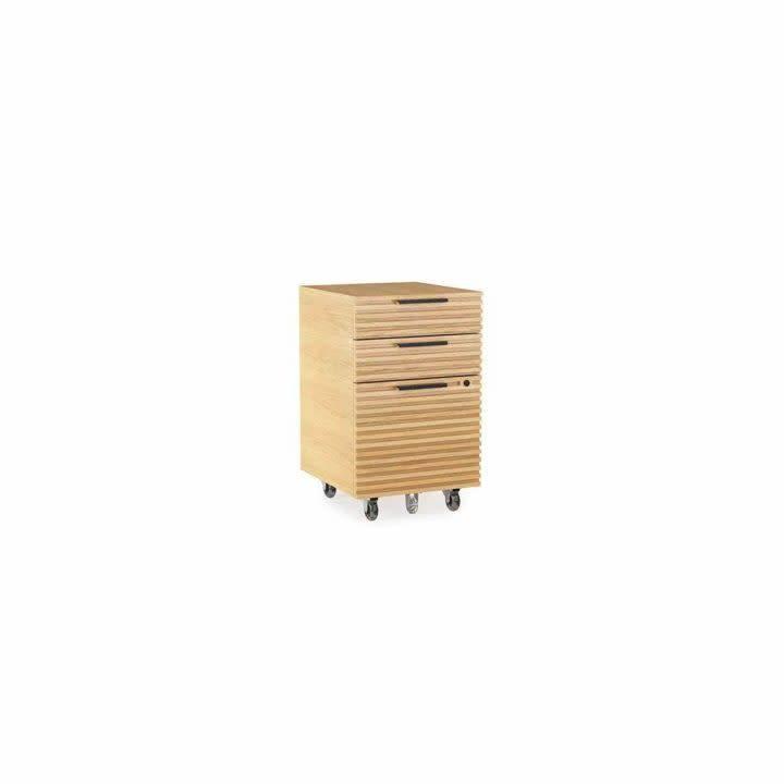 BDI Corridor Mobile File Pedestal 6507