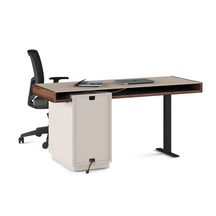 BDI Duo Pedestal Desk 6241