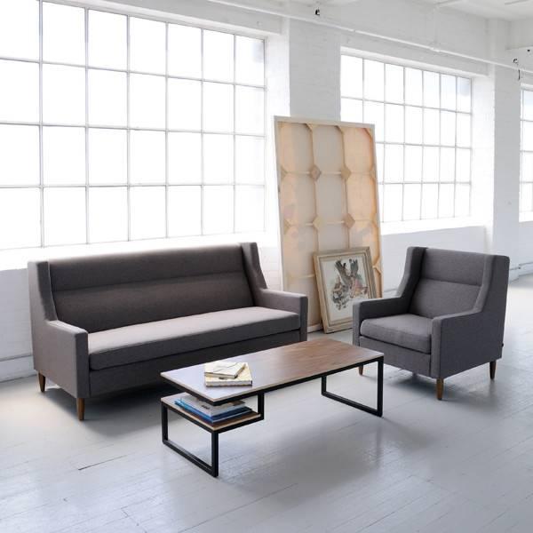 Gus Carmichael Loft Sofa