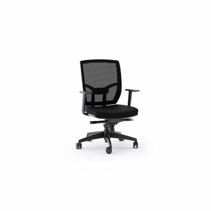 BDI TC-223 Task Chair (Fabric) 223DHF