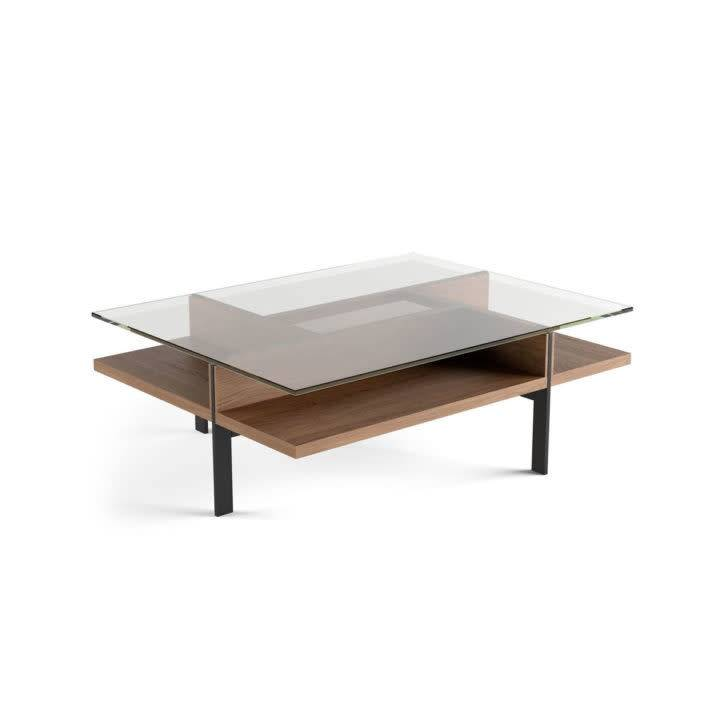 BDI Terrace Rectangular Coffee Table 1152