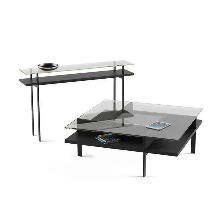BDI Terrace Console Table 1153