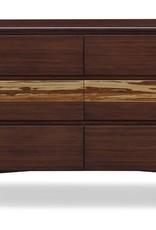 Greenington Azara Six Drawer Double Dresser