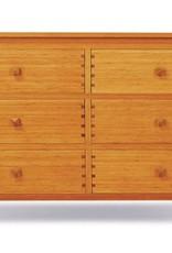 Greenington Hosta Six Drawer Dresser