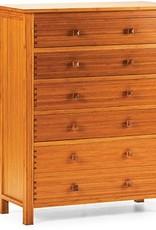 Greenington Hosta Five Drawer Chest