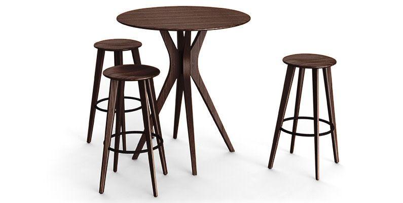 """Greenington Mimosa 40"""" Bar Height Table"""