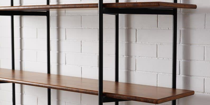 Greenington Studio Line Metal Shelf