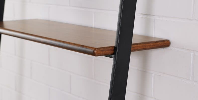 Greenington Studio Line Leaning Shelf