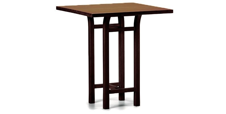 "Greenington Tulip 40"" Bar Height Table"