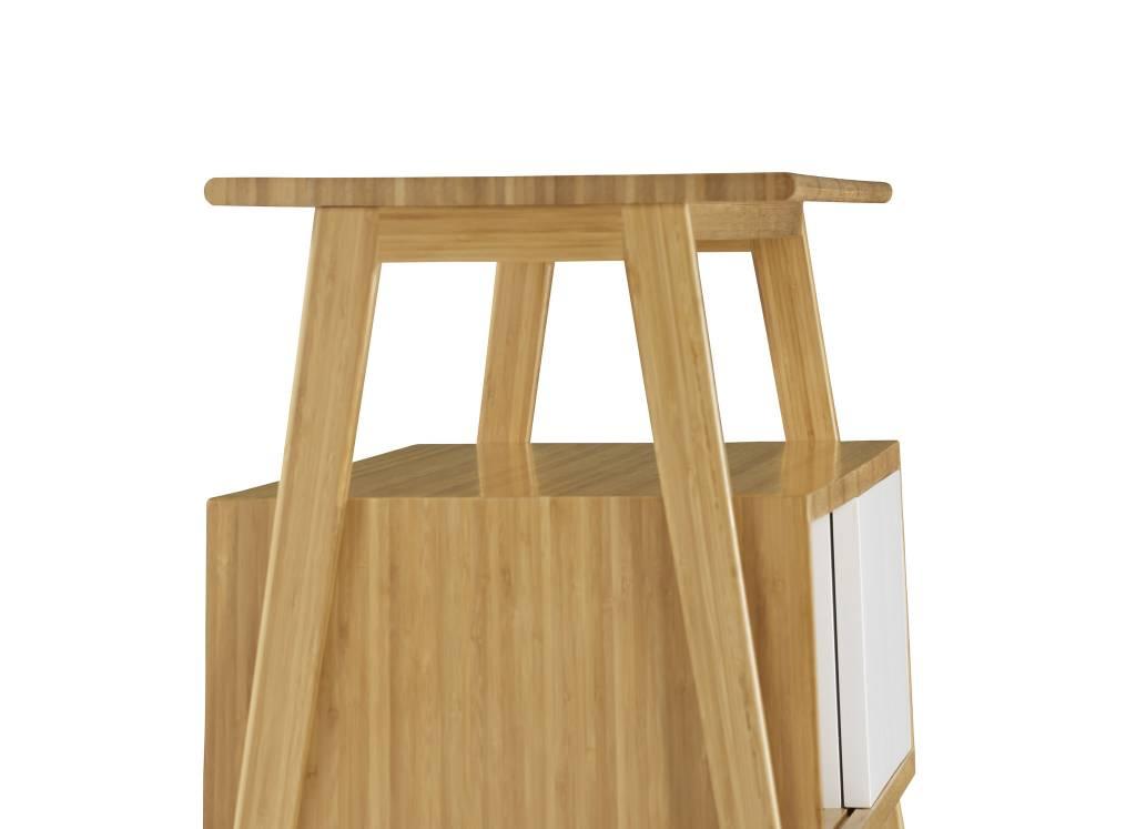 Greenington Terrace Media Table