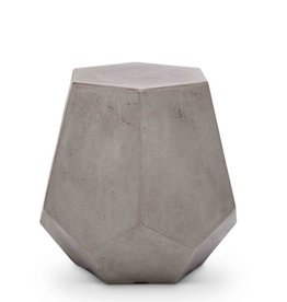 Urbia Faceted Stool
