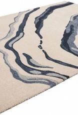 Citak Hudson Watermark Ivory/Blue