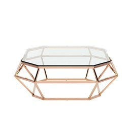 Diamond Square Coffee Table