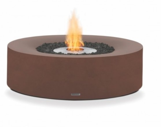 Brown Jordan Kove Low Fire Table