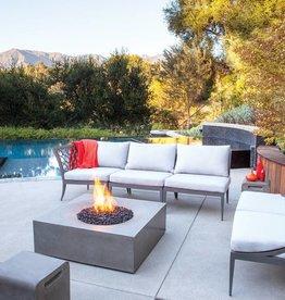 Brown Jordan Solstice Low Fire Table