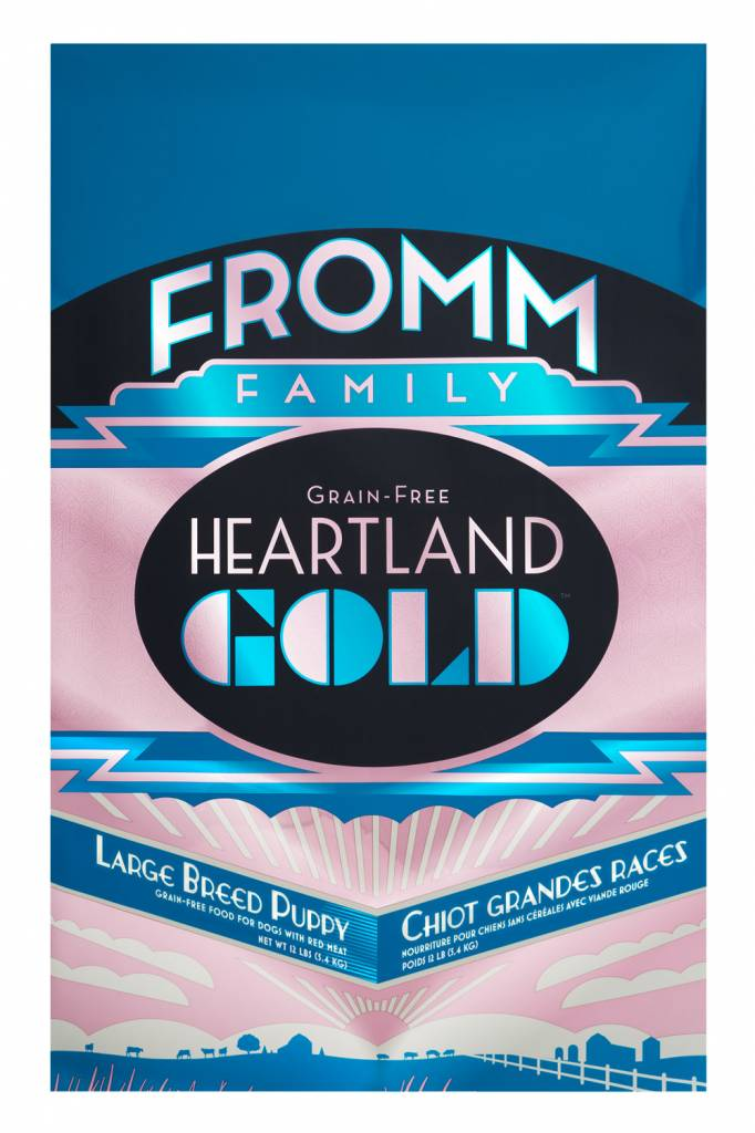 Fromm Family Fromm Gold Grain Free Large Breed Puppy Dog