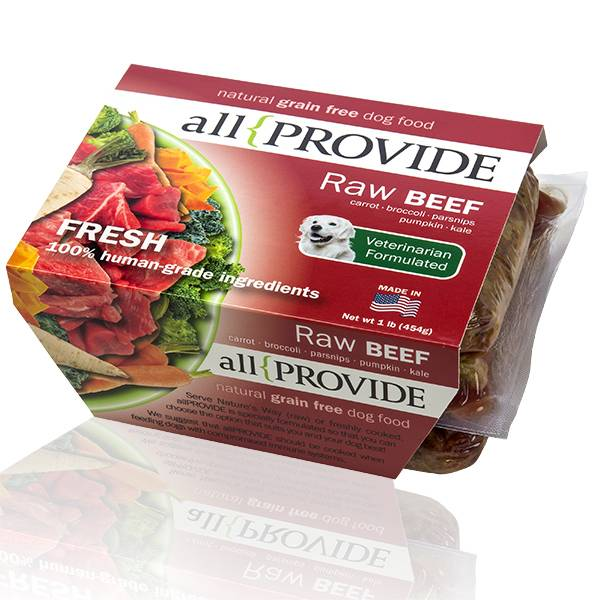 All Provide All Provide Raw Beef