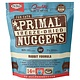 Primal Pet Foods Primal Cat Food Rabbit 5.5oz
