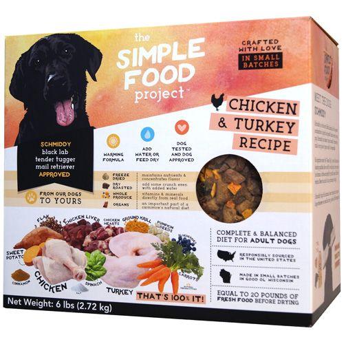 The Simple Food  Project The Simple Food Project Chicken and Turkey 6#