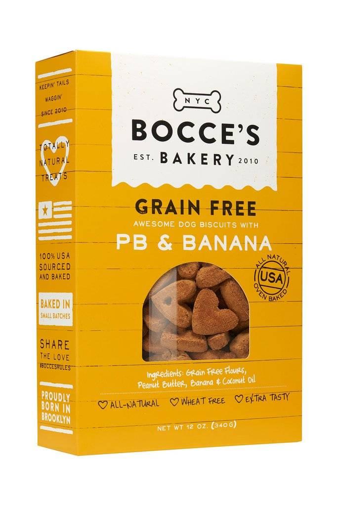 Bocce's Bakery Bocce GF PB & Banana 12oz