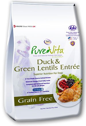 Pure Vita Pure Vita Duck and Green Lentil