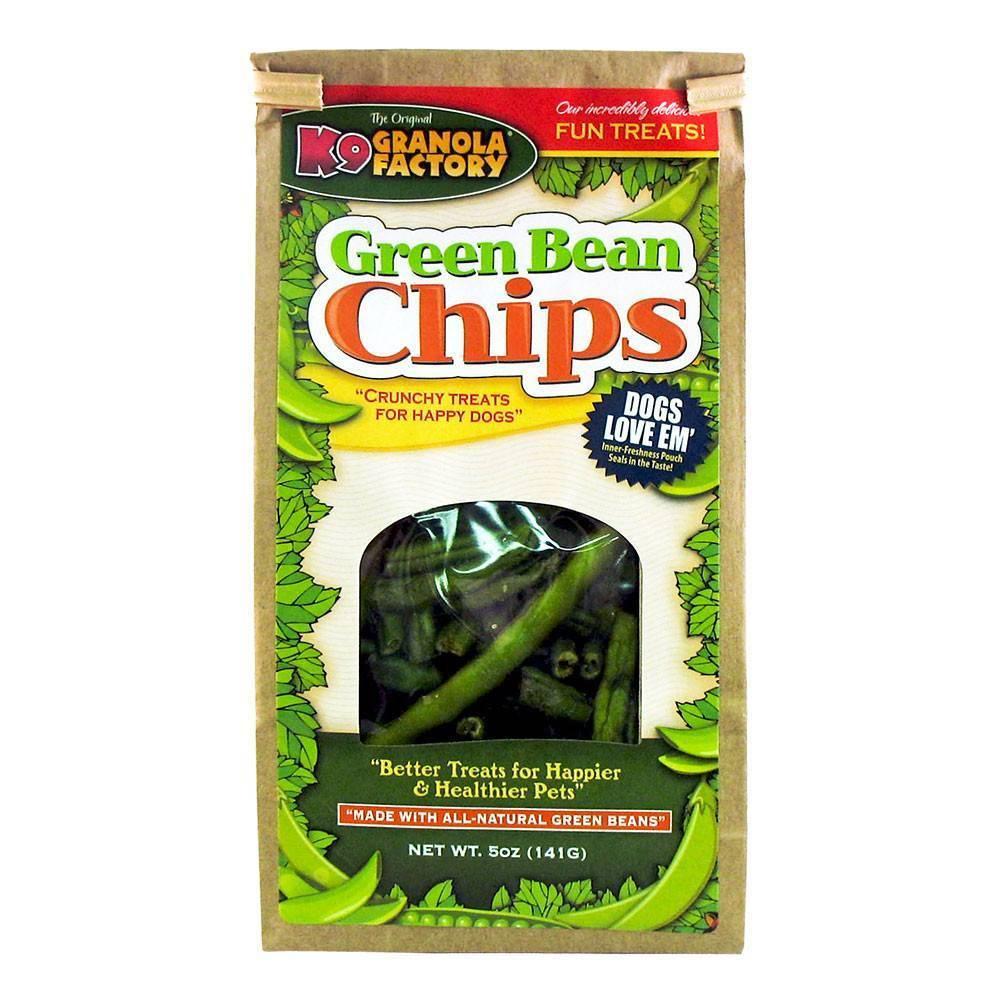 k9 Granola Factory K9 Granola Green Beans
