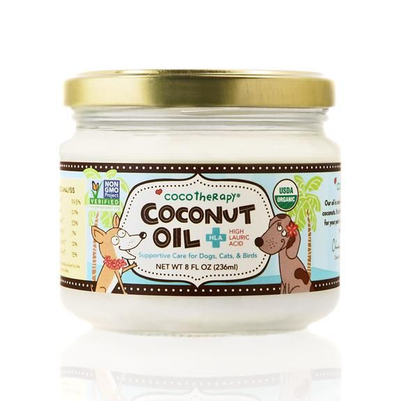 Coco Therapy CocoTherapy 8oz