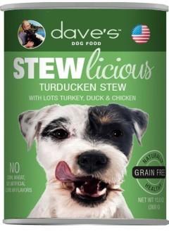 dave's Dave's Dog Turducken Stew
