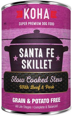 Koha Koha Dog Santa Fe Skillet
