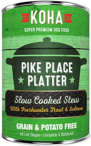 Koha Koha Dog Pike Place Platter