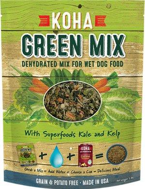 Koha Koha Dehydrated Green Mix 2#