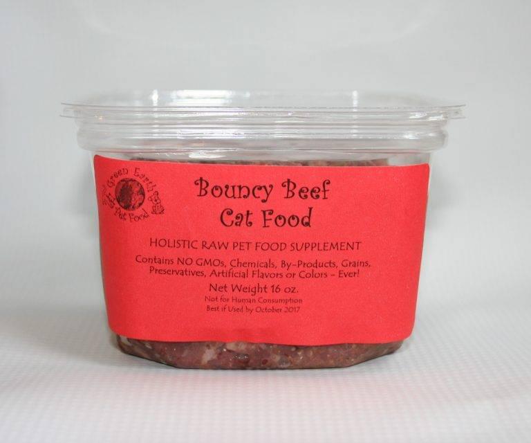 Green Earth Pet Green Earth Pet Cat Organic Beef 1#