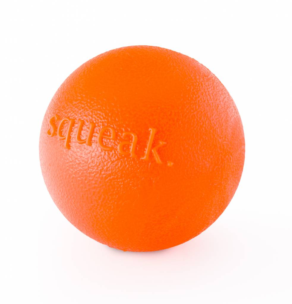 Planet Dog Planet Dog Squeak Orange