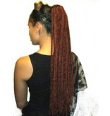 Caramel Dread Fall