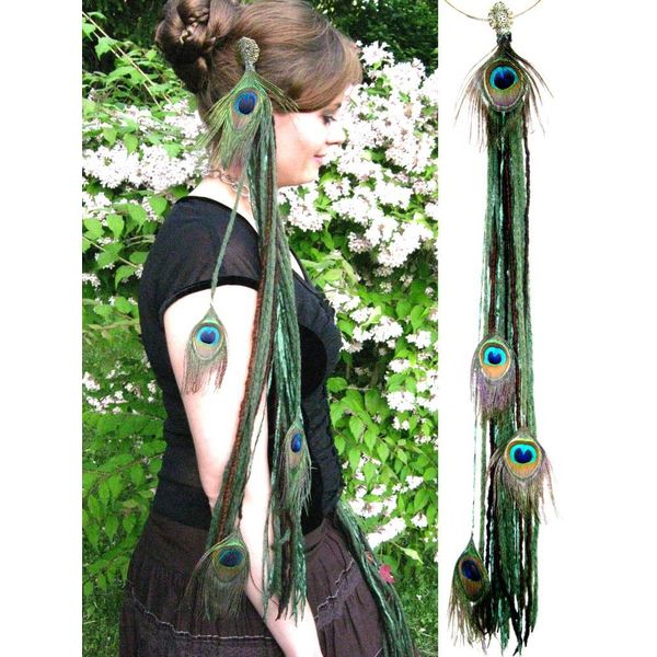 50 % OFF Forest Elf Peacock belt clip