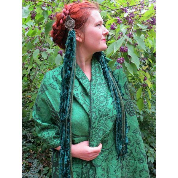 50 % OFF Emerald Fairy yarn fall