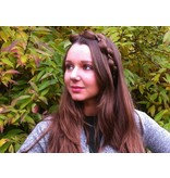 Elf Braid Headband Hair Crown